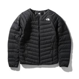 THUNDER ROUNDNECK JACKET (BLACK)