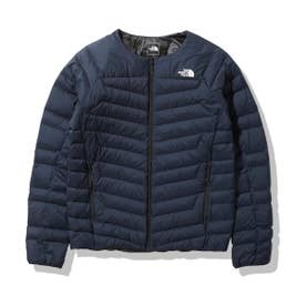 THUNDER ROUNDNECK JACKET (NAVY)