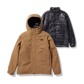 CASSIUS TRICLIMATE JACKET (BROWN)