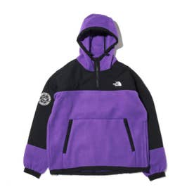 HIM FLEECE PARKA (PURPLE)