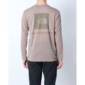 メンズ アウトドア 長袖Tシャツ L/S FLASHDRY Merino Crew(ロングスリーブフラッシュドライメリノクルー) NT32088 (