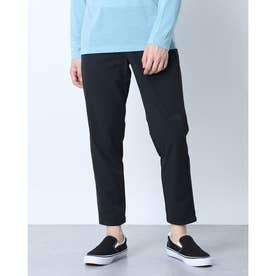 メンズ アウトドア ロングパンツ Flexible Ankle Pant(フレキシブルアンクルパンツ) NB81776 (ブラック)