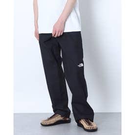 メンズ アウトドア レインパンツ Climb Light Zip Pant(クライムライトジップパンツ) NP11507 (ブラック)