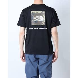 メンズ アウトドア 半袖Tシャツ S/S Square Camofluge Tee(ショートスリーブスクエアカモフラージュティー) NT32158