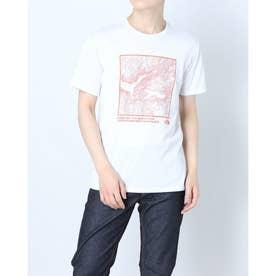 メンズ 陸上/ランニング 半袖Tシャツ S/S TOPOGRAPHY TEE(ショートスリーブトポグラフィティー) NT32180 (ブラック)