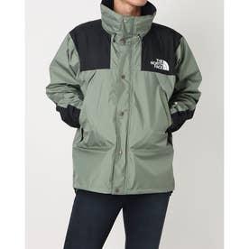 メンズ アウトドア レインジャケット Mountain Raintex Jacket(マウンテンレインテックスジャケット) NP12135 (グリー