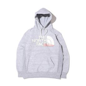 FRONT HALF DOME HOODIE (GRAY)