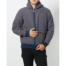 メンズ アウトドア フリースジャケット ARMADILLA FullZip Hoodie(アルマディラフルジップフーディ) NA71931 (他)
