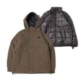 CASSIUS TRICLIMATE JACKET (OLIVE)
