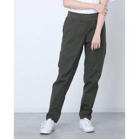 レディース アウトドア ロングパンツ Cotton OX Light Pant(コットンオックスライトパンツ) NBW31940 (グリーン)