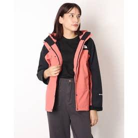 レディース  アウトドアジャケット Mountain Light Jacket(マウンテンライトジャケット) NPW61831 (ピンク)