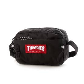 THRASHER/キッズ バック THR-221 (ブラック×レッド)