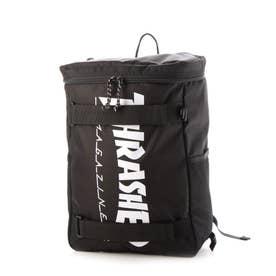 THRASHER/キッズ デイパック THR-216 20L (ブラック×ブラック)