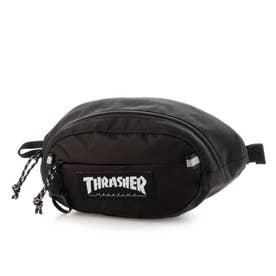 THRASHER/キッズ ヒップバック THR-219 (ブラック×ブラック)