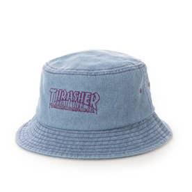 THRASHER/ハット 21TH-H06 (ブルー)