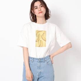 フタバフルーツコラボフォトTシャツ (ホワイト)