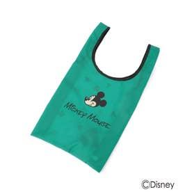 Disney/ポケッタブルエコバッグ (ミッキーマウス)