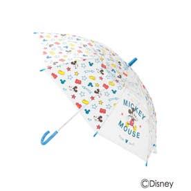 【WEB限定】Disney/ビニール傘(長傘) (ミッキーマウス)