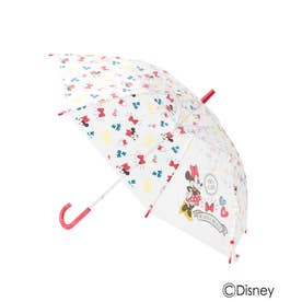 【WEB限定】Disney/ビニール傘(長傘) (ミニーマウス)