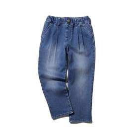 【100-140cm】シェアパンツ/男女兼用/ユニセックスでおすすめ! (ネイビー)
