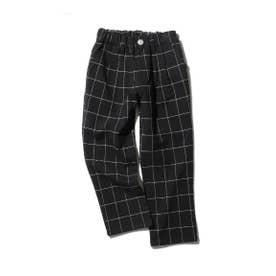 【150・160cm】シェアパンツ/男女兼用/ユニセックスでおすすめ! (ブラック)
