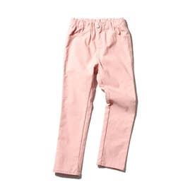 【WEB限定】のび~るスキニーパンツ (ピンク)