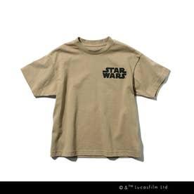 【WEB限定】STAR WARS/バックプリントTシャツ (サンドベージュ)