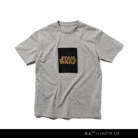【160cmまで】STAR WARS/リバーシブルスパンコールTシャツ (ディープグレー)