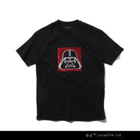 【160cmまで】STAR WARS/リバーシブルスパンコールTシャツ (ブラック)