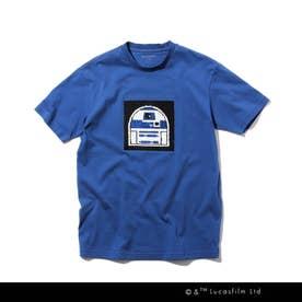 【160cmまで】STAR WARS/リバーシブルスパンコールTシャツ (ブルー)