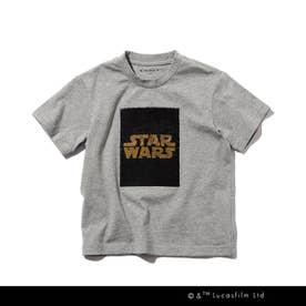 STAR WARS/リバーシブルスパンコールTシャツ (ディープグレー)