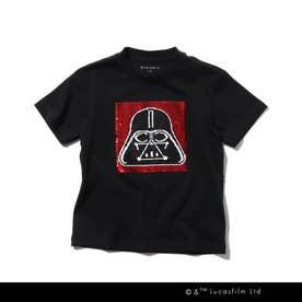 STAR WARS/リバーシブルスパンコールTシャツ (ブラック)