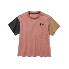 バンダナバックプリントTシャツ (オレンジ)