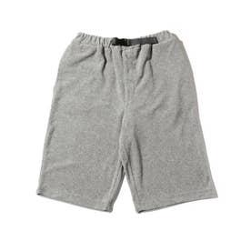 【150・160cm/WEB限定】カラフルパイルパンツ (グレー)