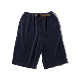 【150・160cm/WEB限定】カラフルパイルパンツ (ネイビー)