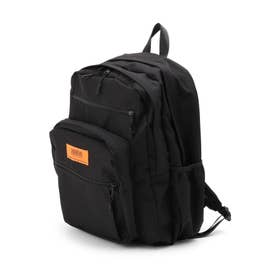 UNIVERSAL OVERALL 多ポケットバックパック (ブラック)