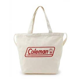 【コールマン/Coleman】ロゴトート (レッド)