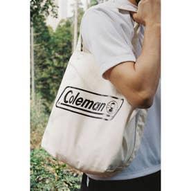【コールマン/Coleman】ロゴトート (ブラック)