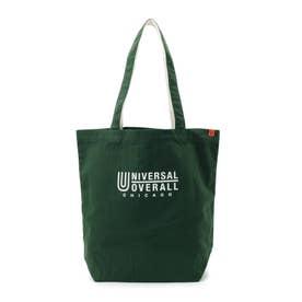 UNIVERSAL OVERALL ヘリンボントート (ダークグリーン)