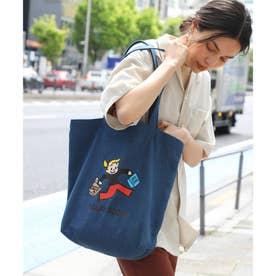 【WEB限定】OSAMU GOODS/オサムグッズ別注キャンバストート (ブルー)
