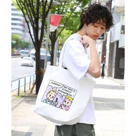 【WEB限定】OSAMU GOODS/オサムグッズ別注キャンバストート (ホワイト)