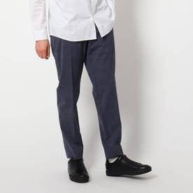 【CARREMAN】YOURS FIT PANTS/スラックス (ネイビー)