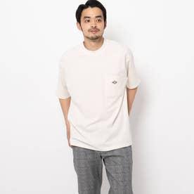 【CYCLO】胸ポケットBIG-Tシャツ (オフホワイト)