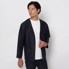 【高通気】SMART MOVE DRY カーディガン (ネイビー)