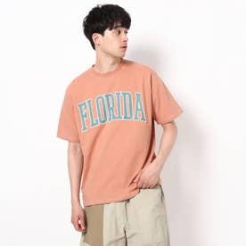 【WEB限定】カレッジTシャツ/パパとおそろい/リンクコーデ (ピンク)