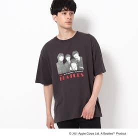 THE BEATLES 【WEB限定】THE BEATLES/ビートルズ フォトプリントTシャツ (チャコールグレー)