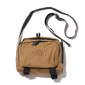 CORDURA Nylon Shoulder Bag (BROWN)