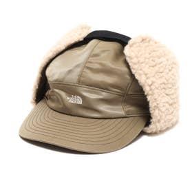 Wool Boa Fleece Frontier Cap (BEIGE)