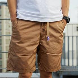Stretch Twill Shorts (TAN)