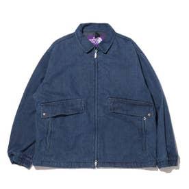 Denim Field Jacket (INDIGO)